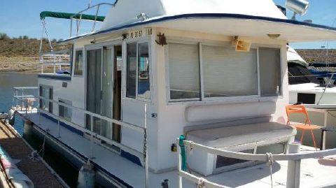 1974 Gibson Houseboat