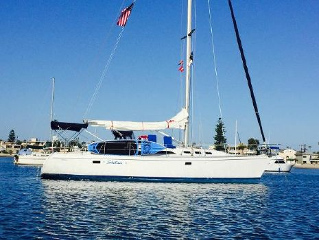 1996 Catalina 400 Sloop Beauty on the Water