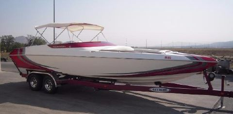 2008 Eliminator Boats 260 Eagle Xp