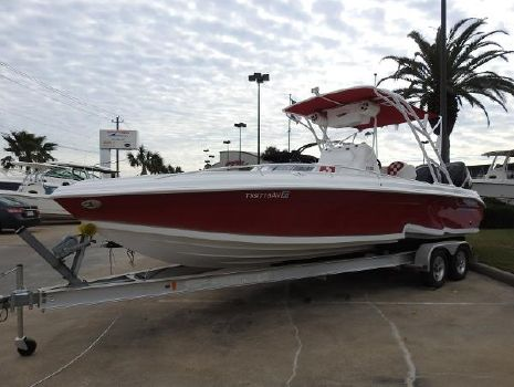 2008 Glasstream 273 CCX