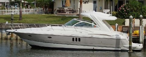 """2005 Cruisers Yachts 420 Express """"Best Times"""" At Home Port"""