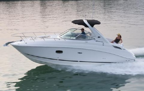 2009 Sea Ray 270 Sundancer Manufacturer Provided Image