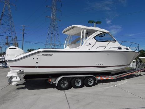 2016 Pursuit OS 325 Offshore