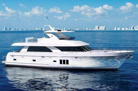 2017 Ocean Alexander 78 Motoryacht Manufacturer Provided Image