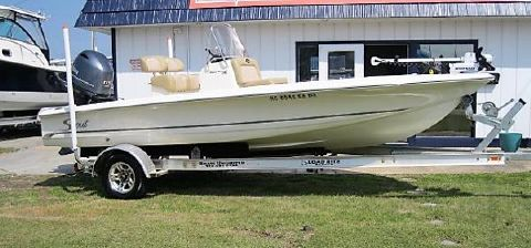2015 Scout 191 Bay Scout