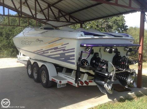 1999 Baja 36 OUTLAW SST 1999 Baja 36 Outlaw SST for sale in Springtown, TX