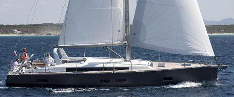 2014 Beneteau Oceanis 55