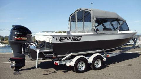 2015 North River 22 Seahawk