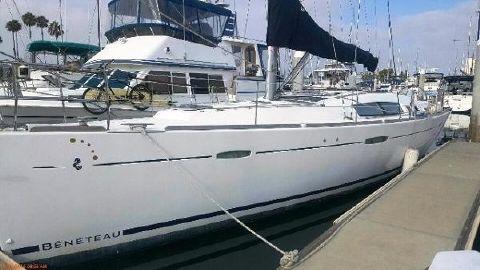 2008 Beneteau Oceanis 46-2