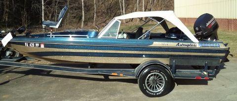 1986 Astroglass Boats 175 V