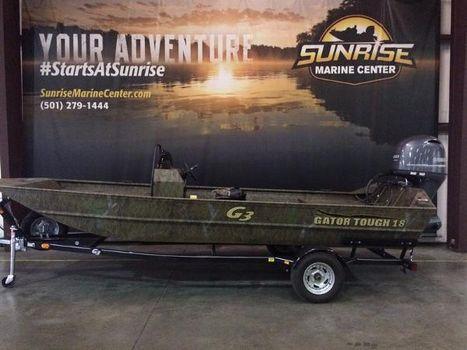 2017 G3 Boats Gator Tough 18 CCJ