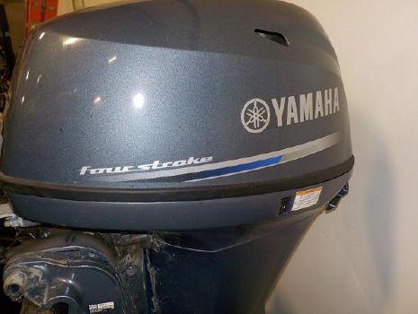 2012 Yamaha Marine T25LA Hi-Thrust Motor