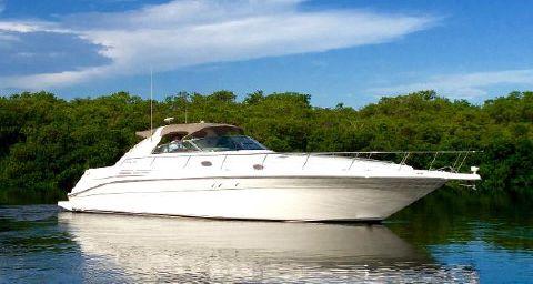 1998 Sea Ray 450 Sundancer