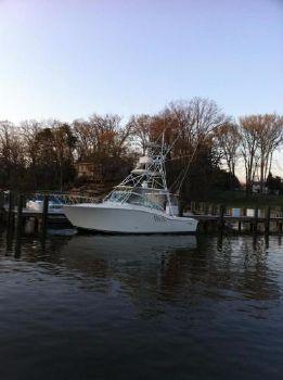 2008 Albemarle 330 Express Fisherman