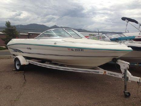 1996 Sea Ray 172 Bowrider