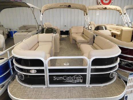 2016 G3 Boats SunCatcher X24 SS