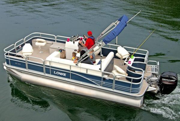 2014 Lowe SF214 Sport Fish