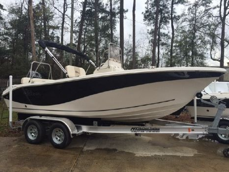 2016 Carolina Skiff Sea Chaser HFC 20