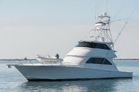 2006 Viking Enclosed Bridge Port Profile