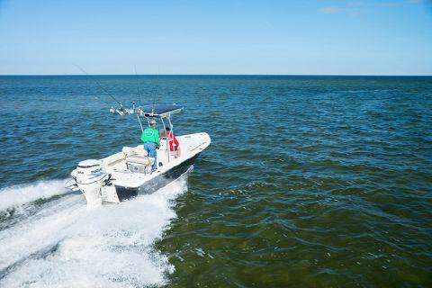 2016 Sea Chaser 21 LX Bay