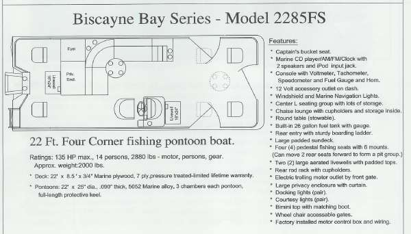 new 2010 misty harbor 2285 fs biscayne bay fish 4 point duncannon previous next
