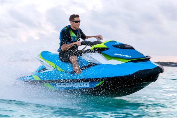 2016 Sea-Doo GTI SE 130 Manufacturer Provided Image