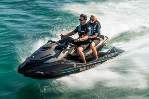 2016 Sea-Doo GTI Limited 155 Manufacturer Provided Image