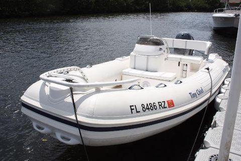 2008 Nautica 18 Widebody