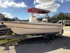 2008 TWIN VEE 22 Center Console