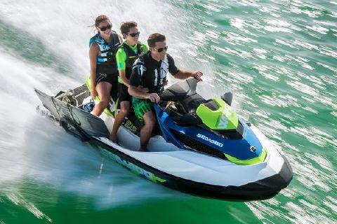 2016 Sea-Doo Wake Pro 215 W/DB Manufacturer Provided Image