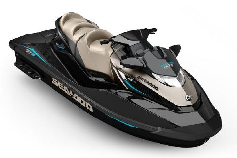 2016 Sea-Doo GTX Limited 215 Manufacturer Provided Image