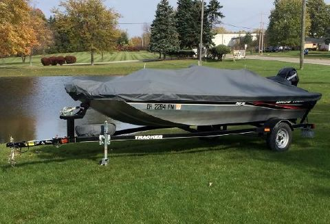 2013 Tracker Pro 165
