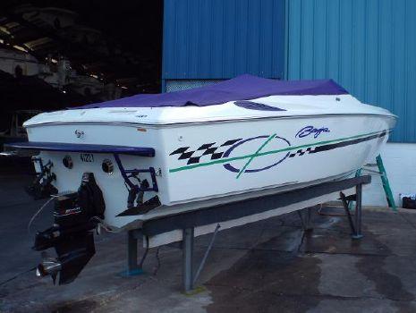 2000 Baja 24 Outlaw
