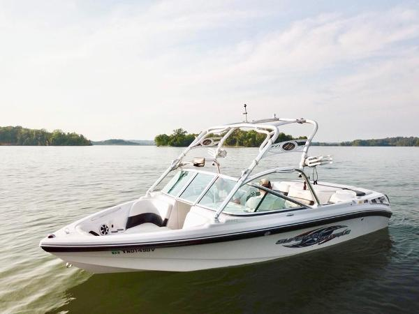 Used 2007 Correct Craft Super Air Nautique 210 Te Knoxville Tn