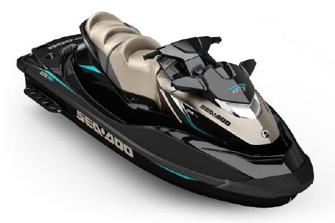 2016 Sea-Doo GTX Limited iS 260 Manufacturer Provided Image