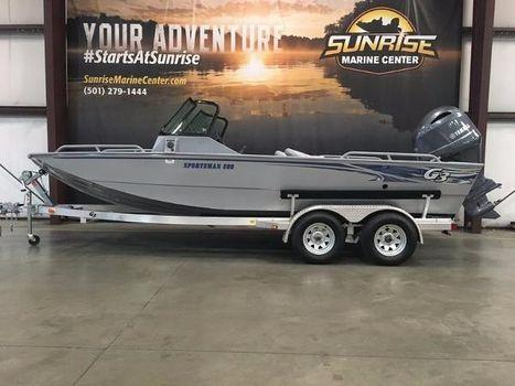 2017 G3 Boats Sportsman 200 DLX