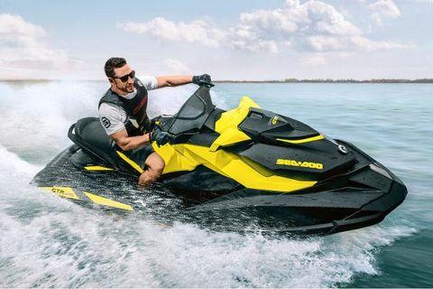 2016 Sea-Doo GTR 215 Manufacturer Provided Image