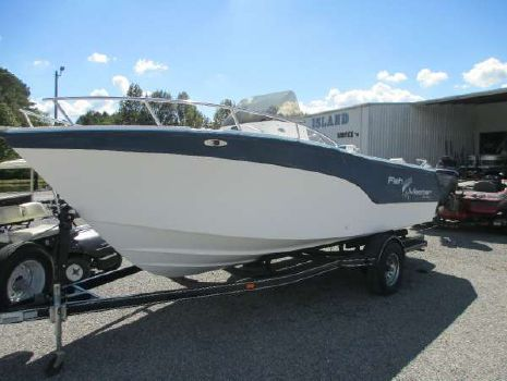 2002 Polar Boats FISHMASTER 2