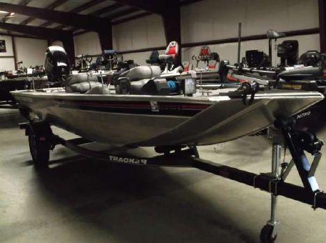 2013 Bass Tracker Panfish 16