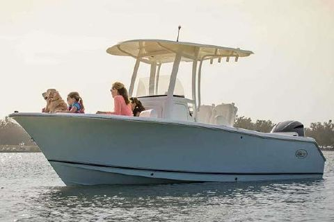 2014 Sea Hunt Ultra 235 SE Manufacturer Provided Image