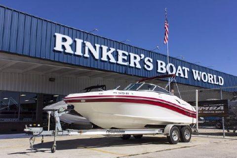 2012 Rinker Captiva 216