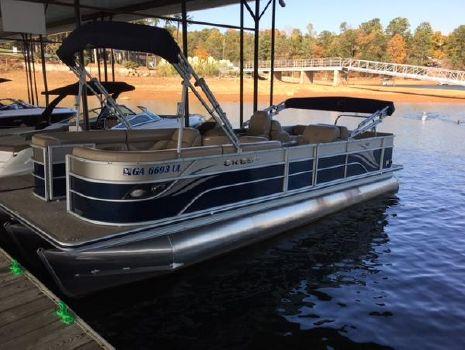 2013 Crest Pontoon Boats CLA250SLR2