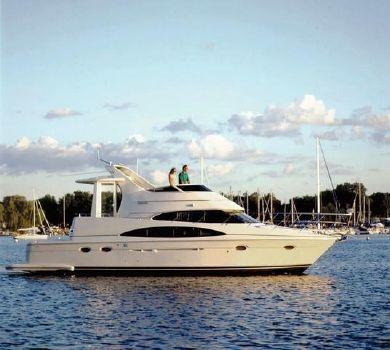 2005 Carver 44 Cockpit Motor Yacht Manufacturer Provided Image