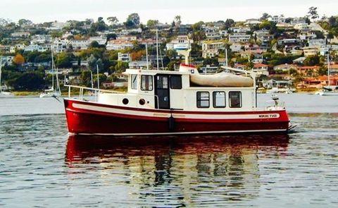 1999 Nordic Tugs 32