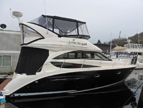 2012 Meridian 341 Sedan