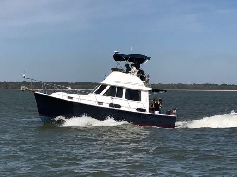 1990 Cape Dory 30' Poweryacht