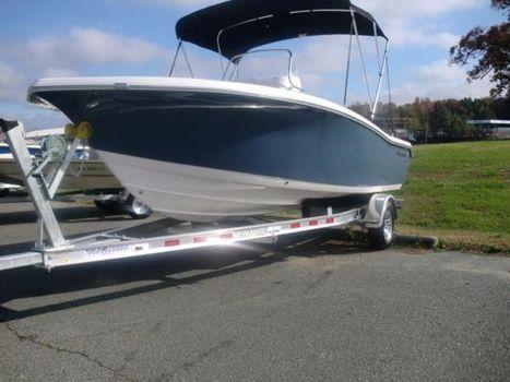 2017 Tidewater Boats 198 CC Adventure