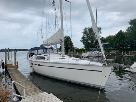 1992 HUNTER Legend 43