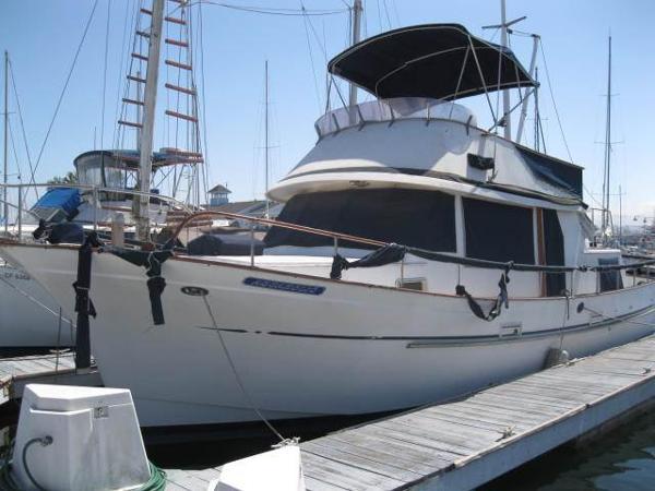 1985 Hershine Motor Yacht