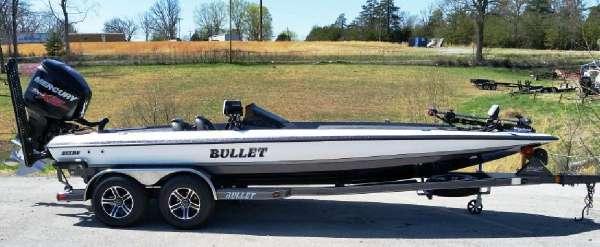 2015 Bullet 21XRS